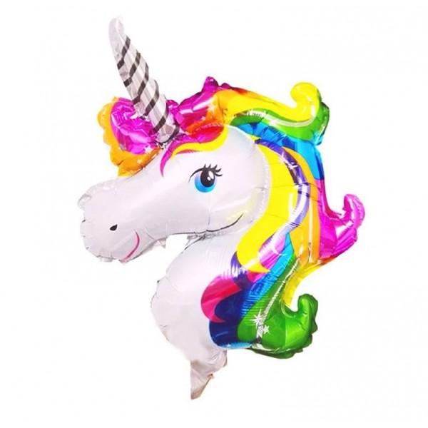 """Minishape 14""""/35 cm rainbow unicorno"""