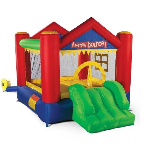 Gonfiabile Party house 3 in 1