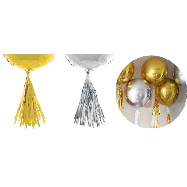 Balloon tassel set di 5 pz