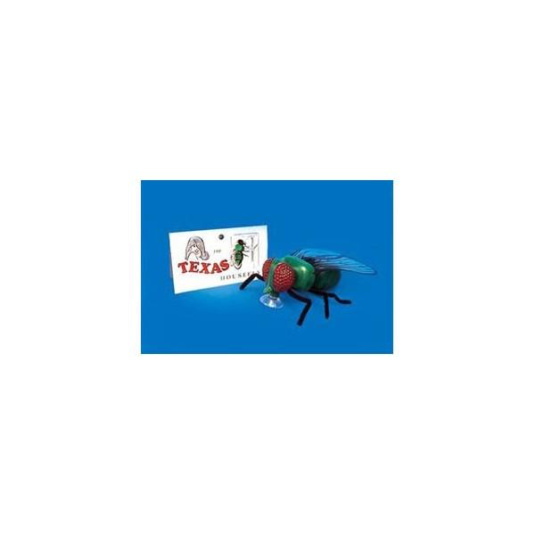 la gigantesca mosca del texas
