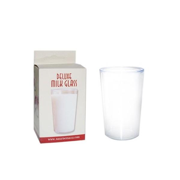Bicchiere del latte Bazar de Magia