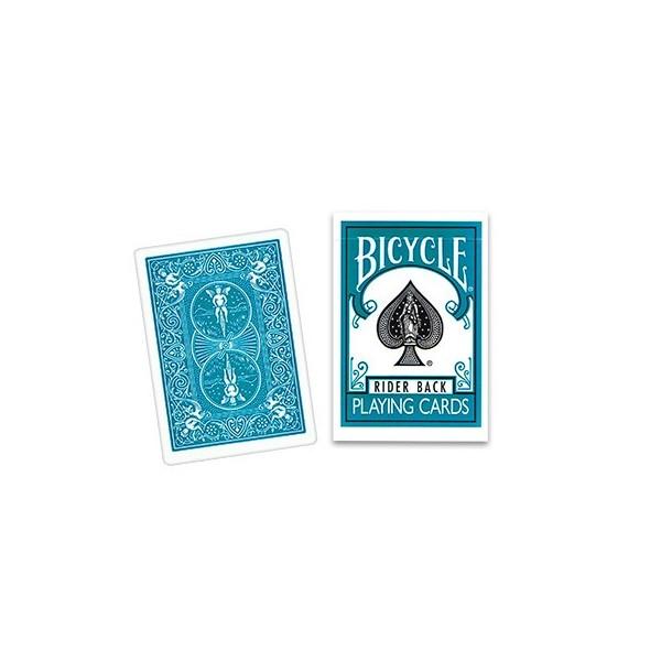 Bicycle dorso turchese