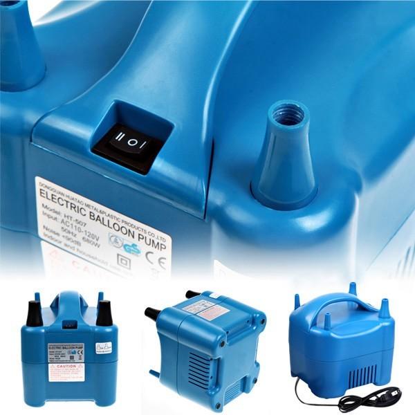Pompa elettrica 2 vie - 680w