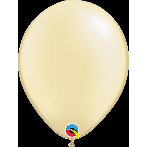 "Palloncini 11""/28 cm pastel pearl 25pz."