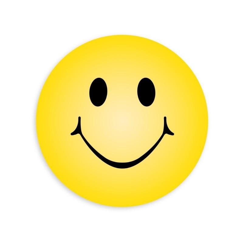 "Palloncino Mongolfiera 30""/80 cm smile"