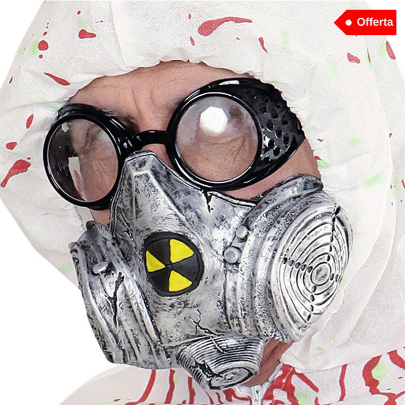 Maschera anti-gas Dr. Toxic