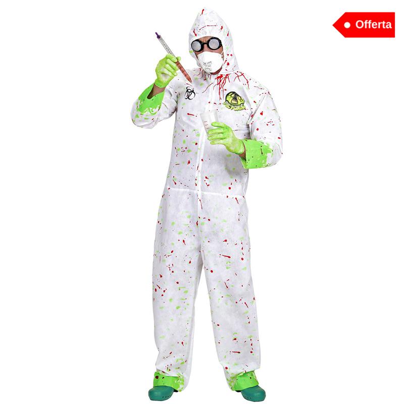 Costume dr. Toxic