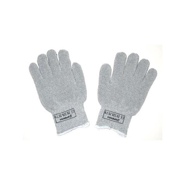 Coppia di guanti in kevlar per attrezzi di fuoco