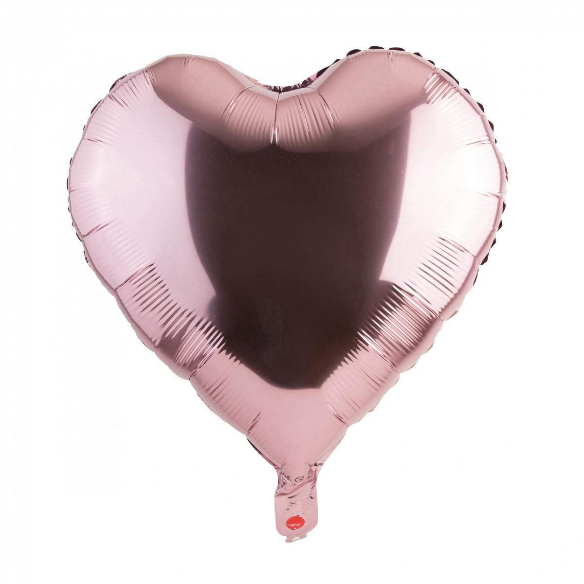 "Shape 18""/45 cm cuore"