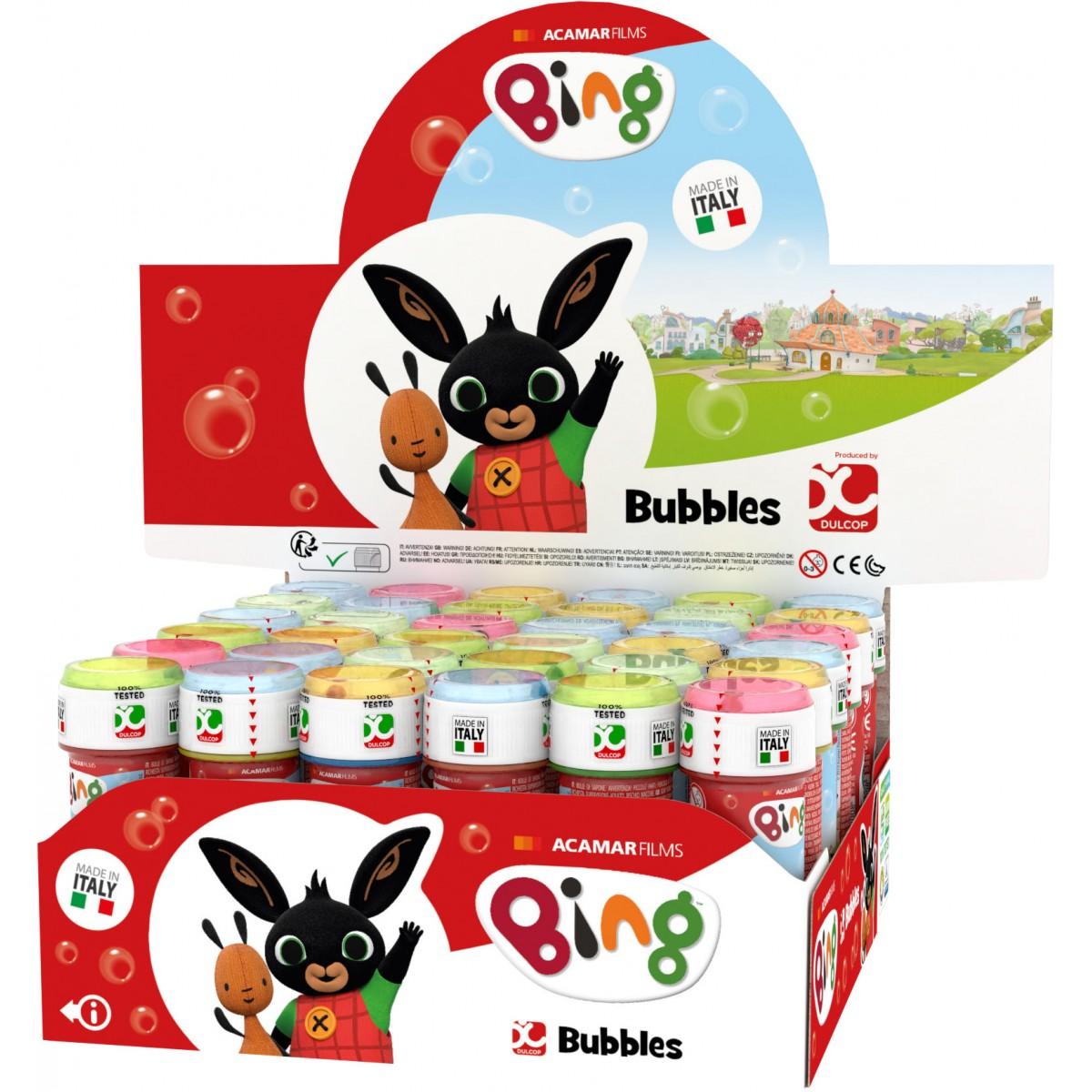 Bing Bubbles Confezione 36pz.