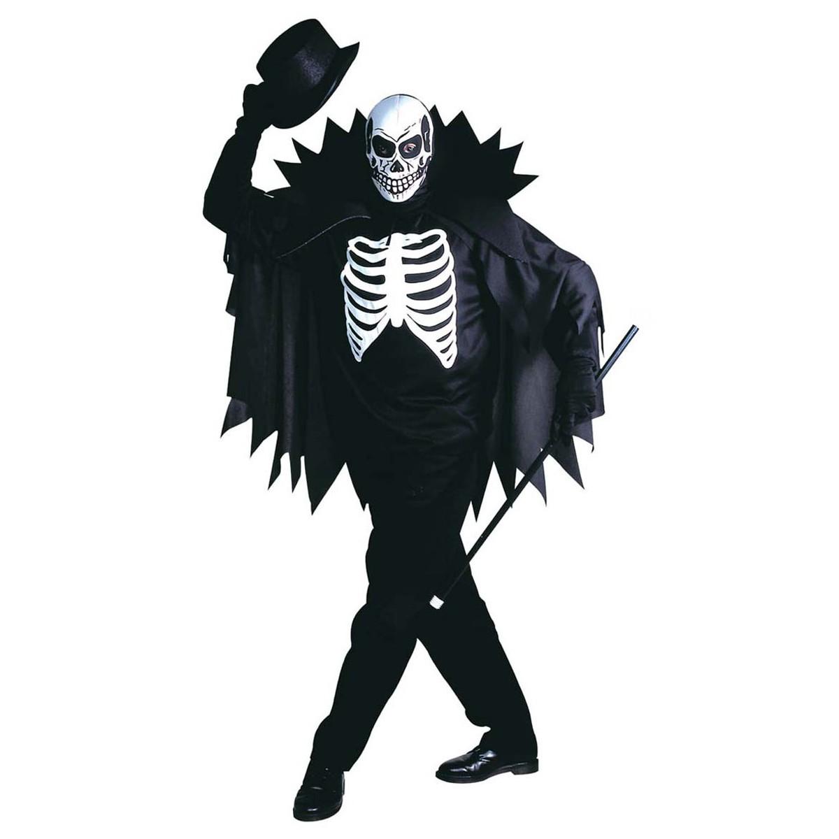costume skeletor