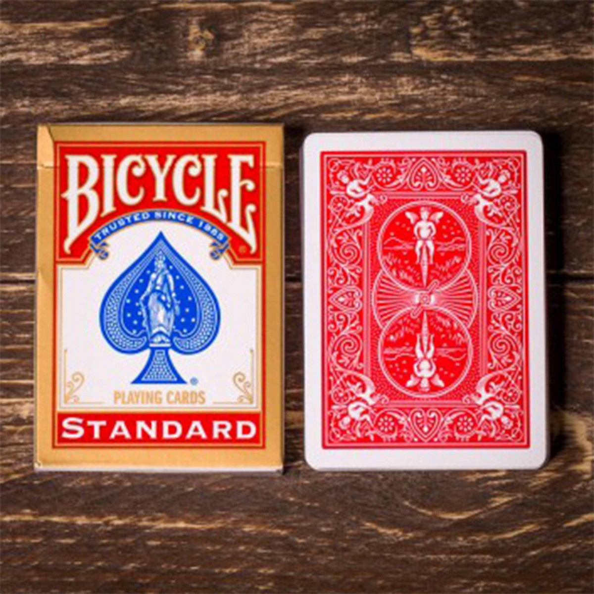 Carte Bicycle poker size