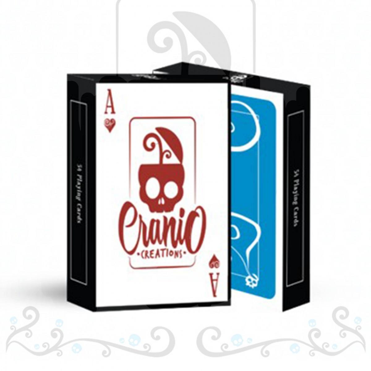 Cranio creations poker blue
