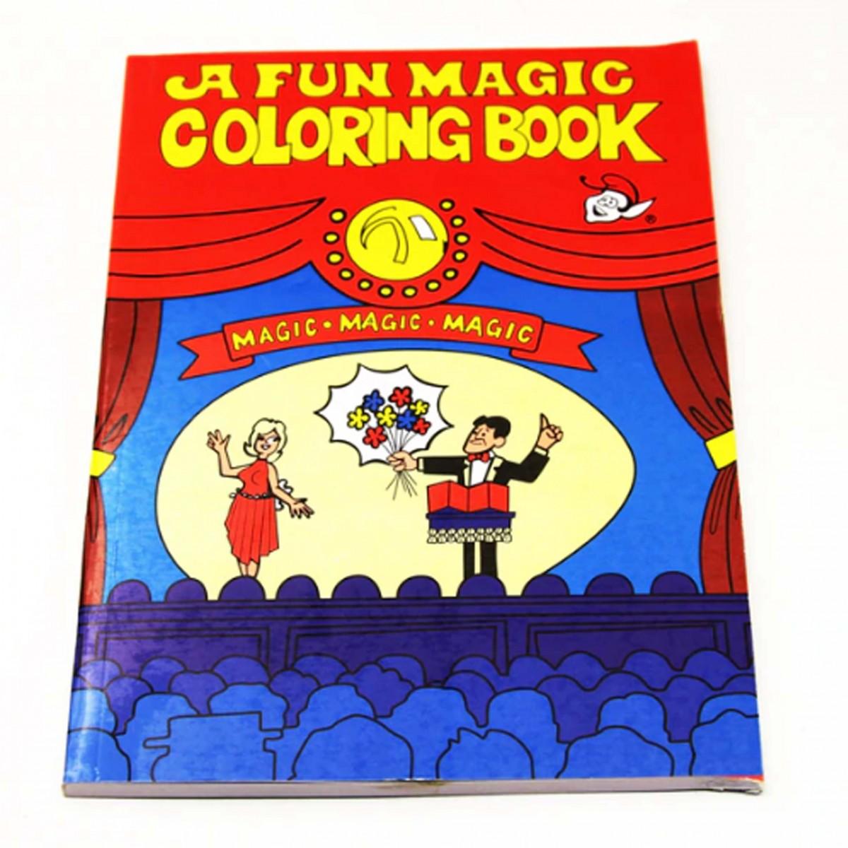 Libro che si colora large A4