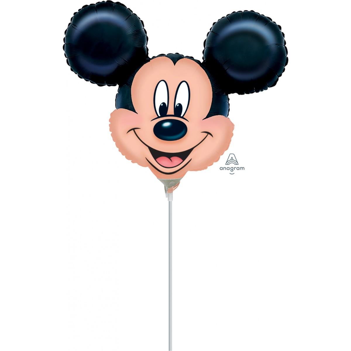 """Minishape 14""""/ 35 cm mickey head"""