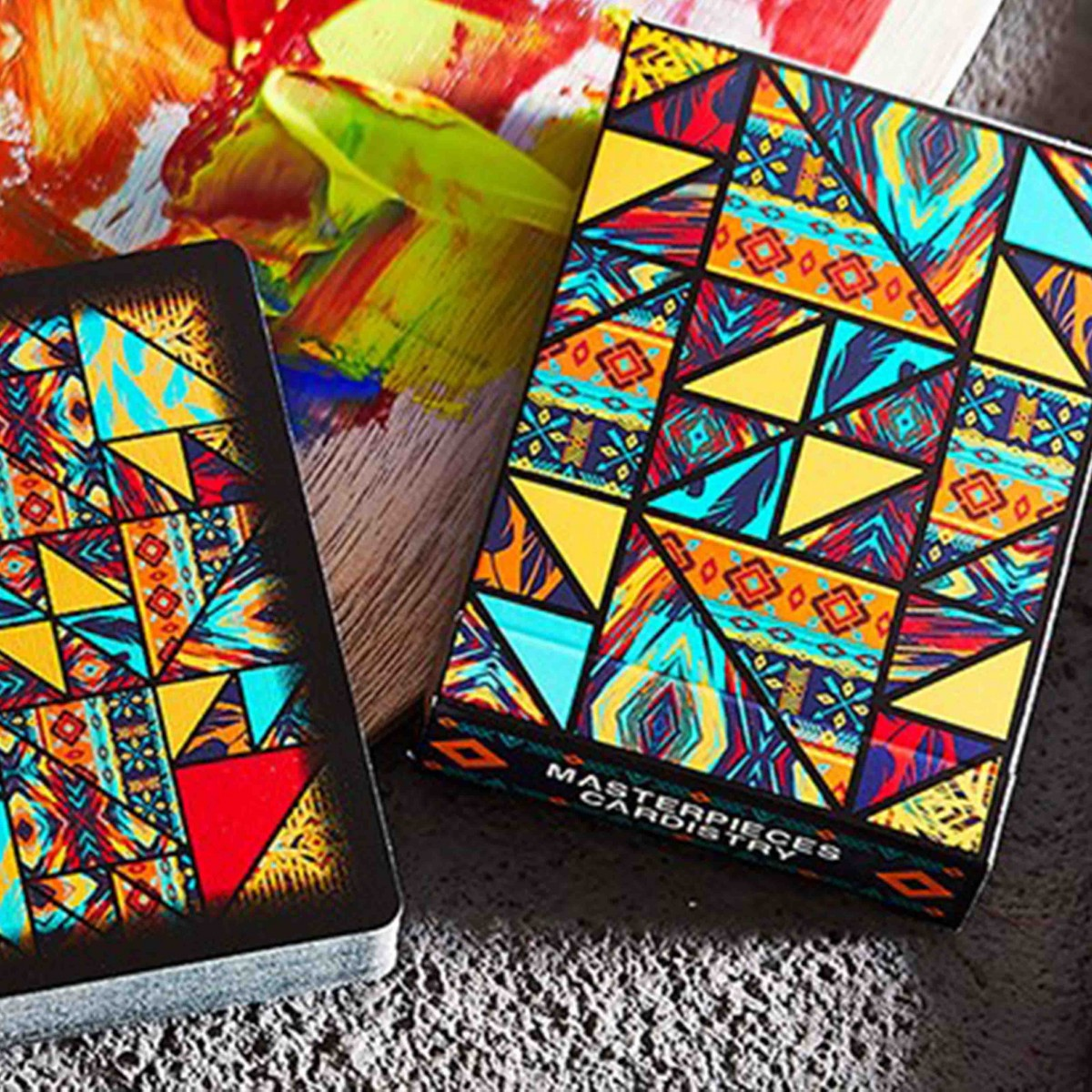 Masterpieces Cardistry playing cards