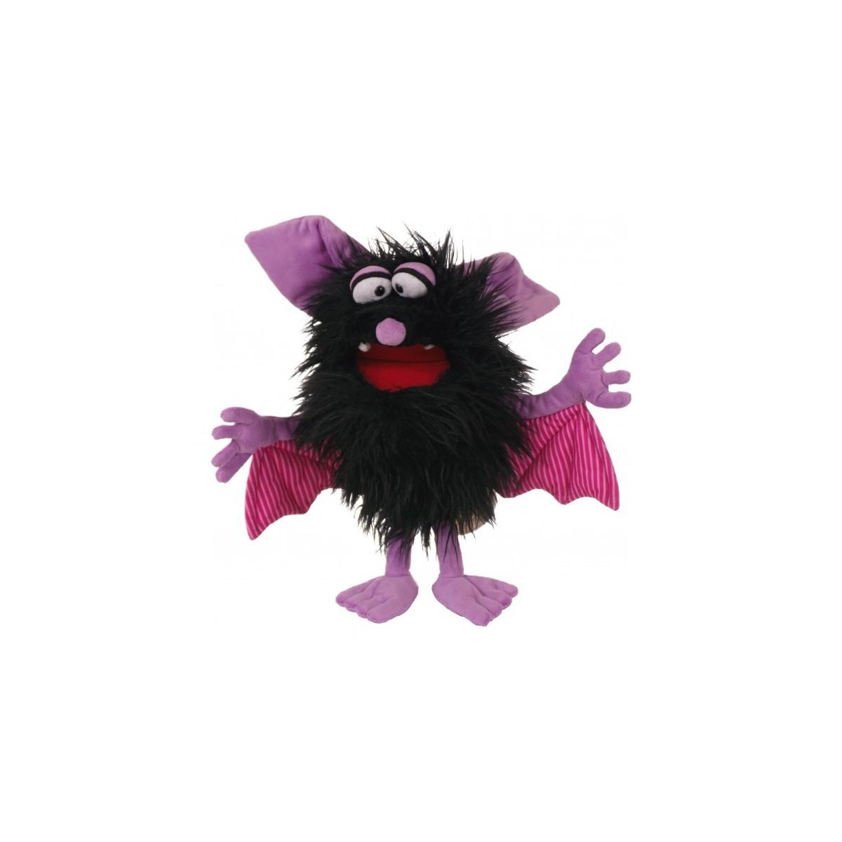 Pupazzo da mano Bammel il pipistrello
