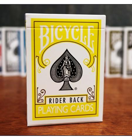 Bicycle dorso giallo