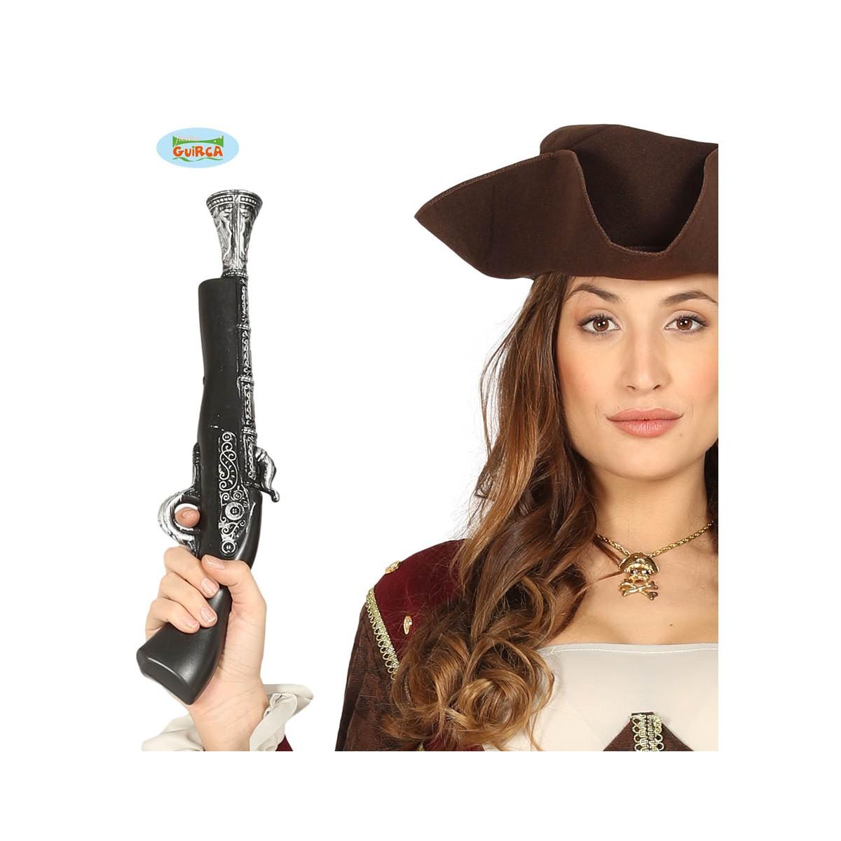 Pistola pirata 42cm
