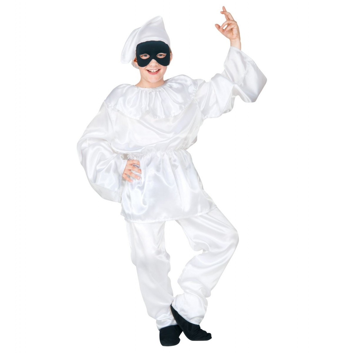 Costume Pulcinella Bimbo