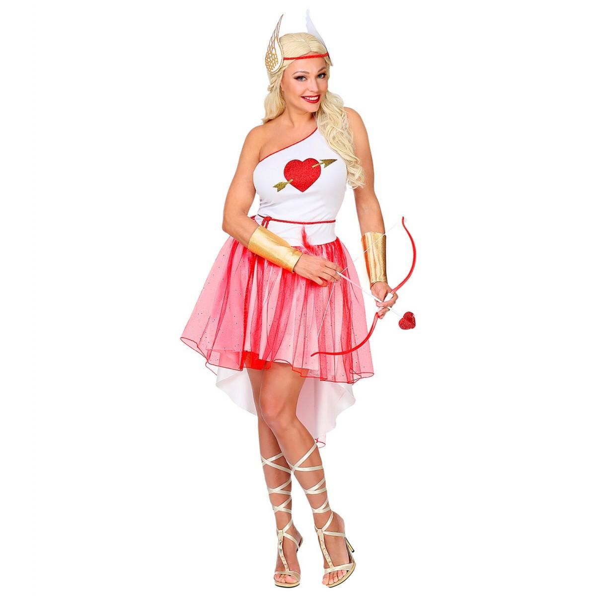 Costume Cupido donna