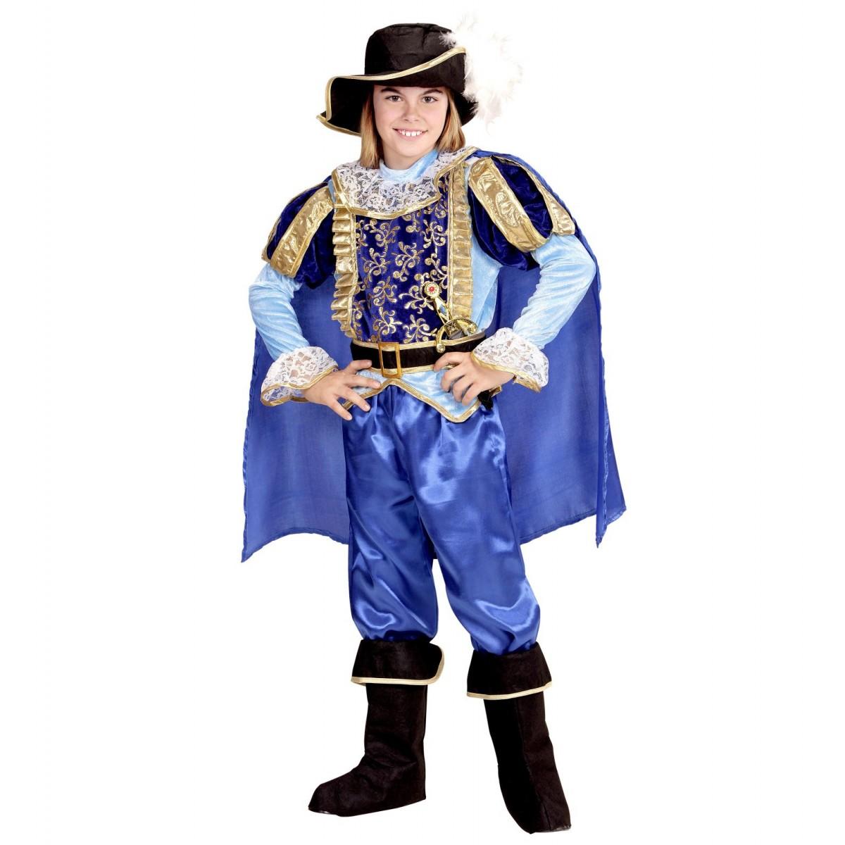 Costume principe azzurro bimbo