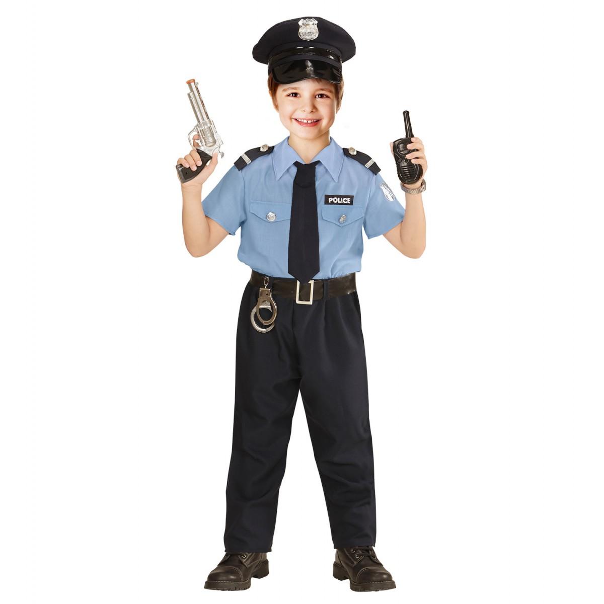 Costume poliziotto bimbo