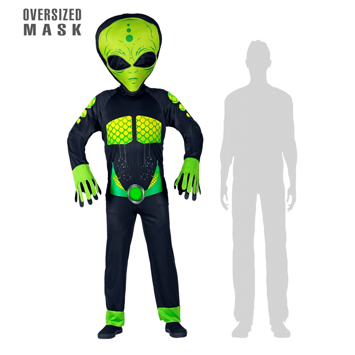 Costume Extraterrestre