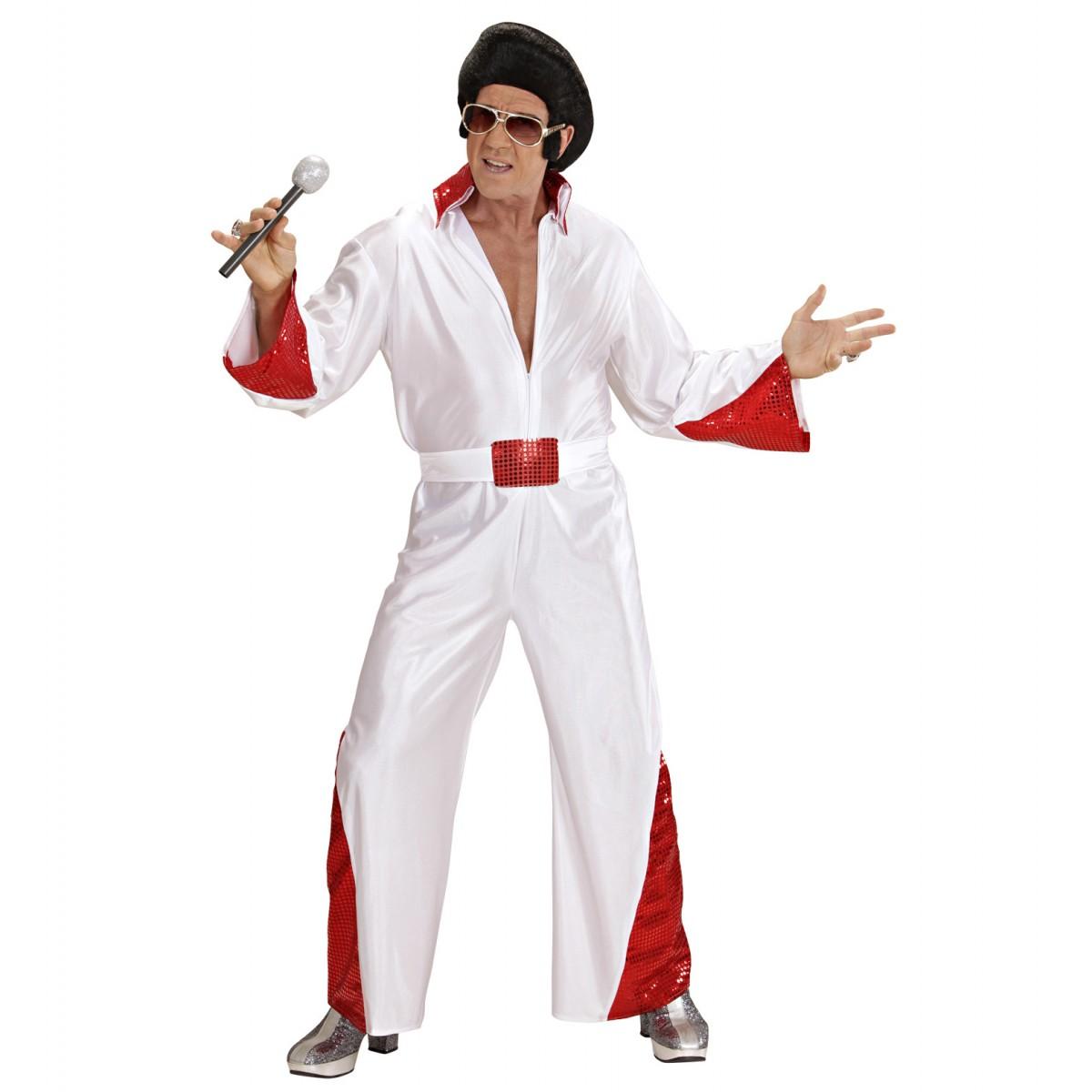 Costume Elvis Re del Pop
