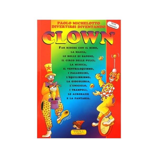 libro Divertirsi diventando Clown