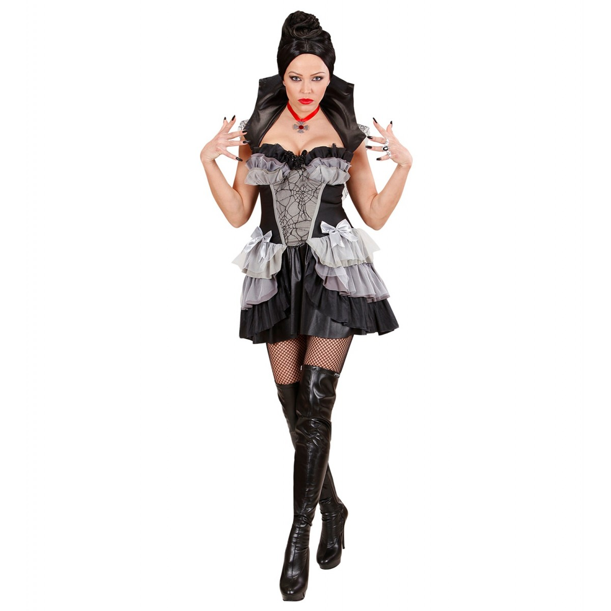 Costume vampiressa gotica