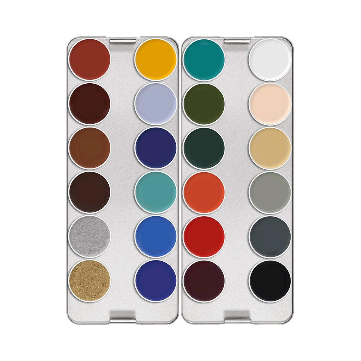 Supracolor tavolozza Metallo 24  colori
