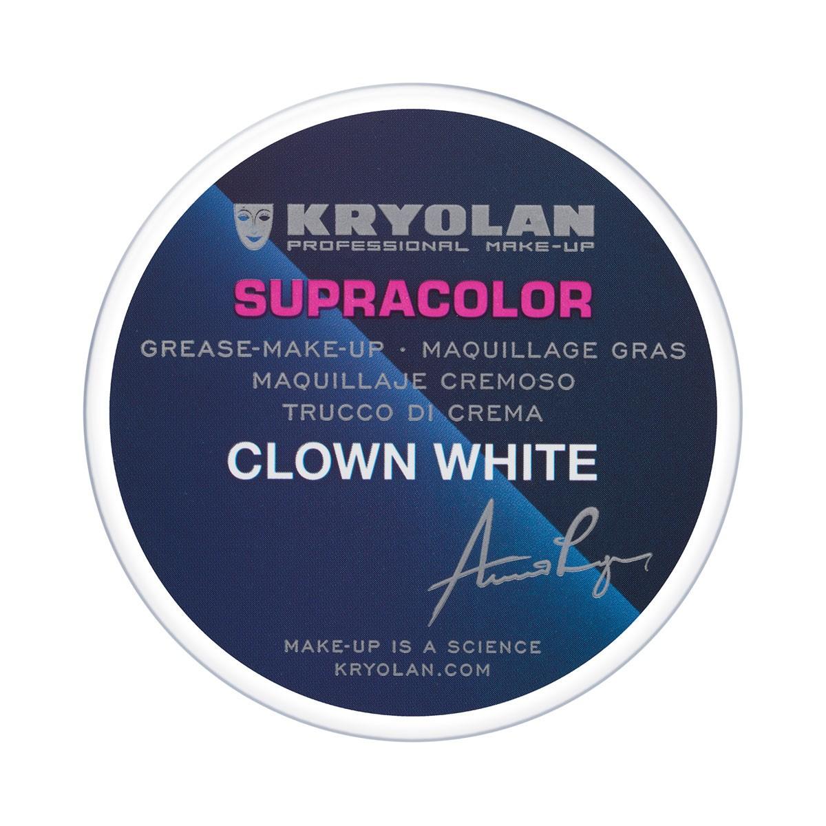 Supracolor bianco Clown 30 gr.