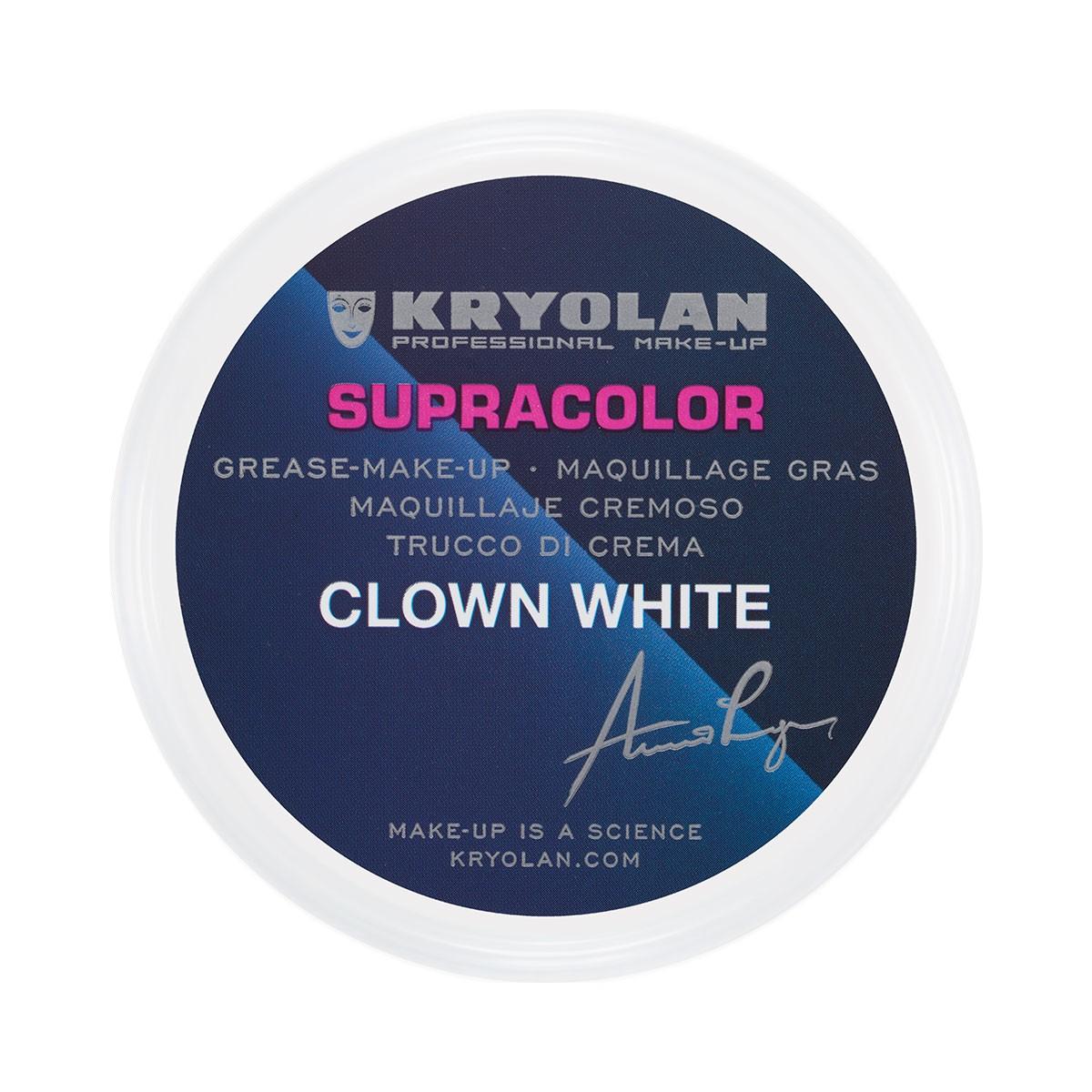 Supracolor bianco Clown 250 gr.