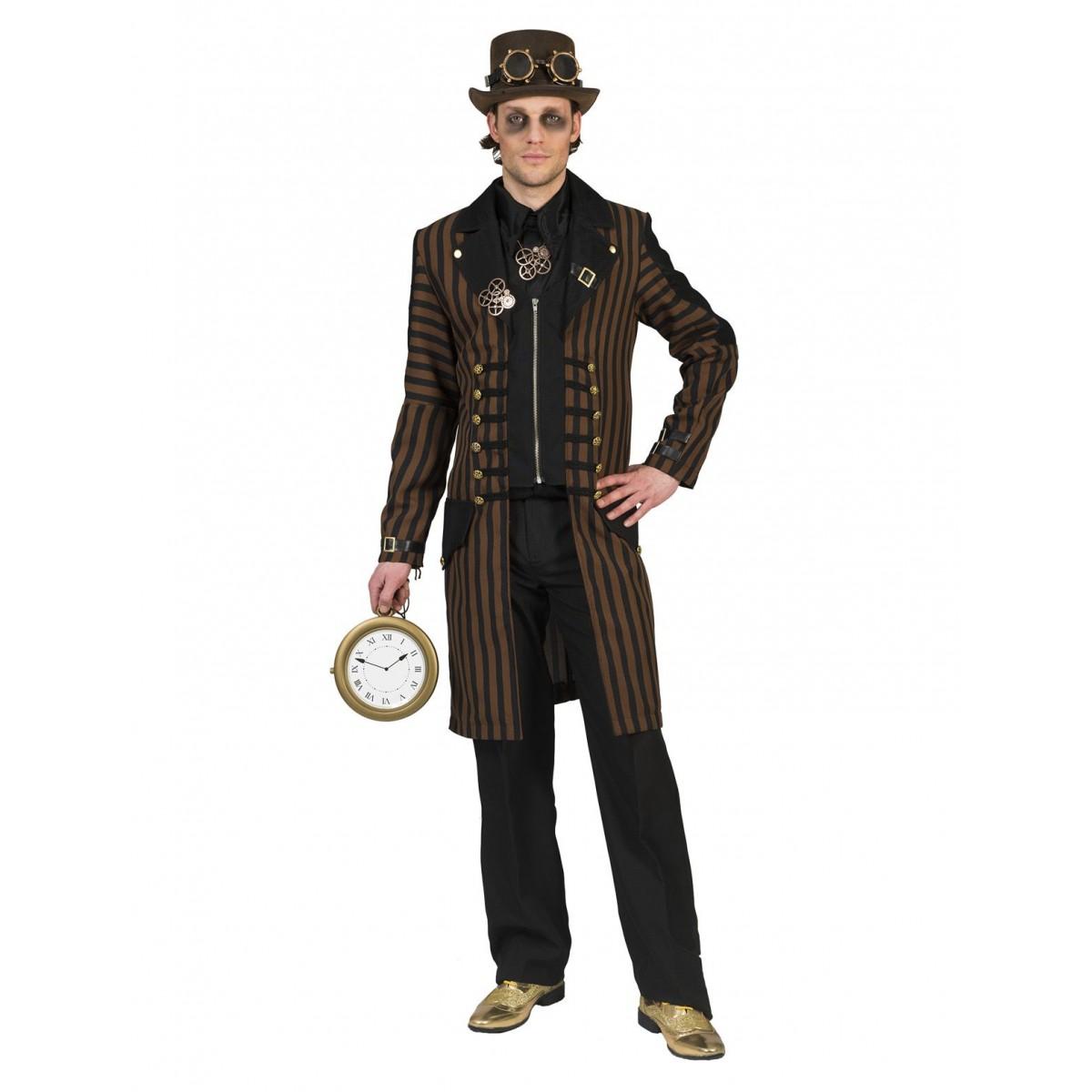 Cappotto Uomo Steampunk