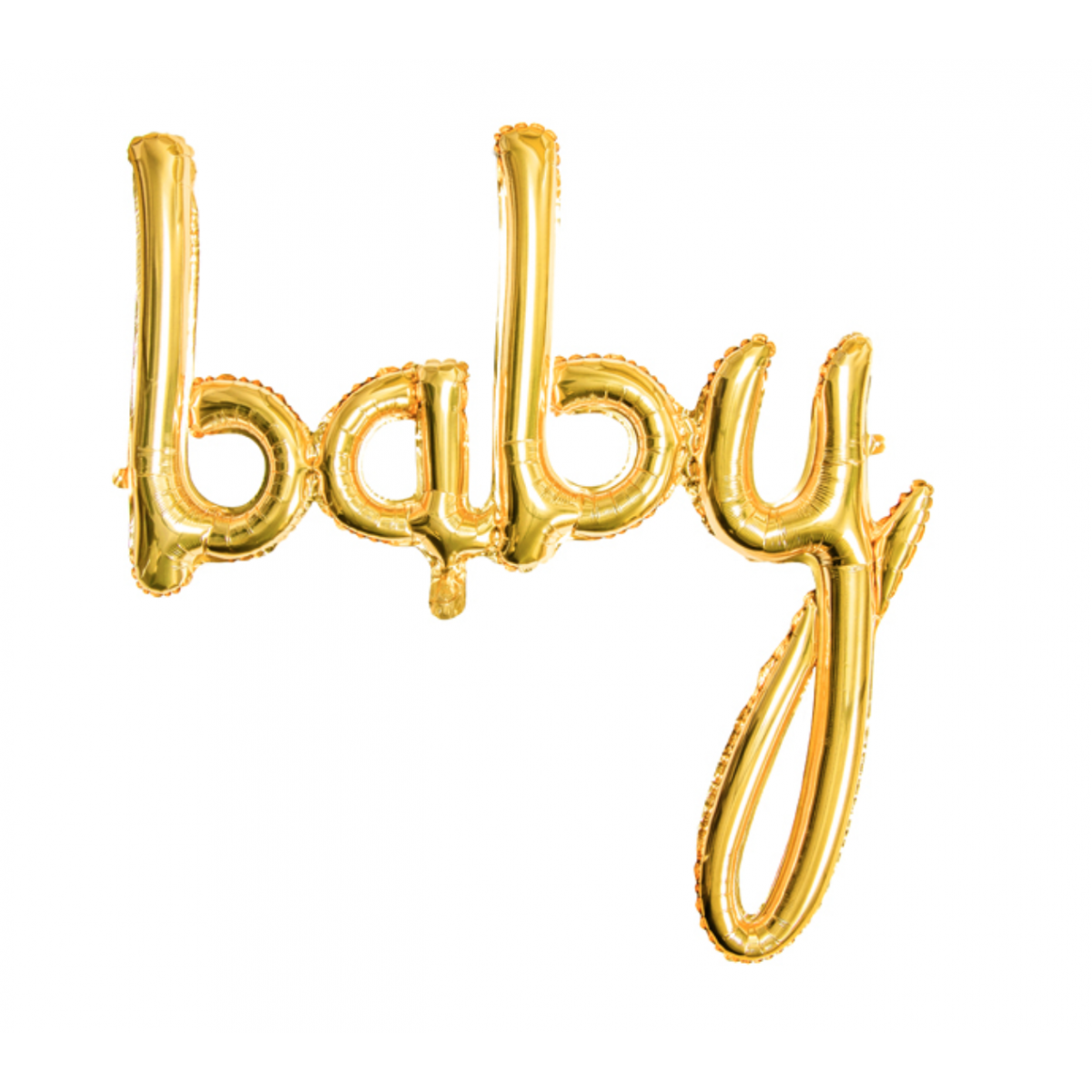 Scritta in foil Baby 73 x 75,5cm