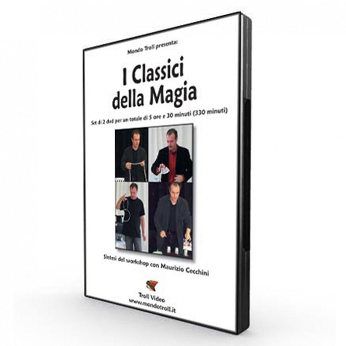 DVD I classici della Magia