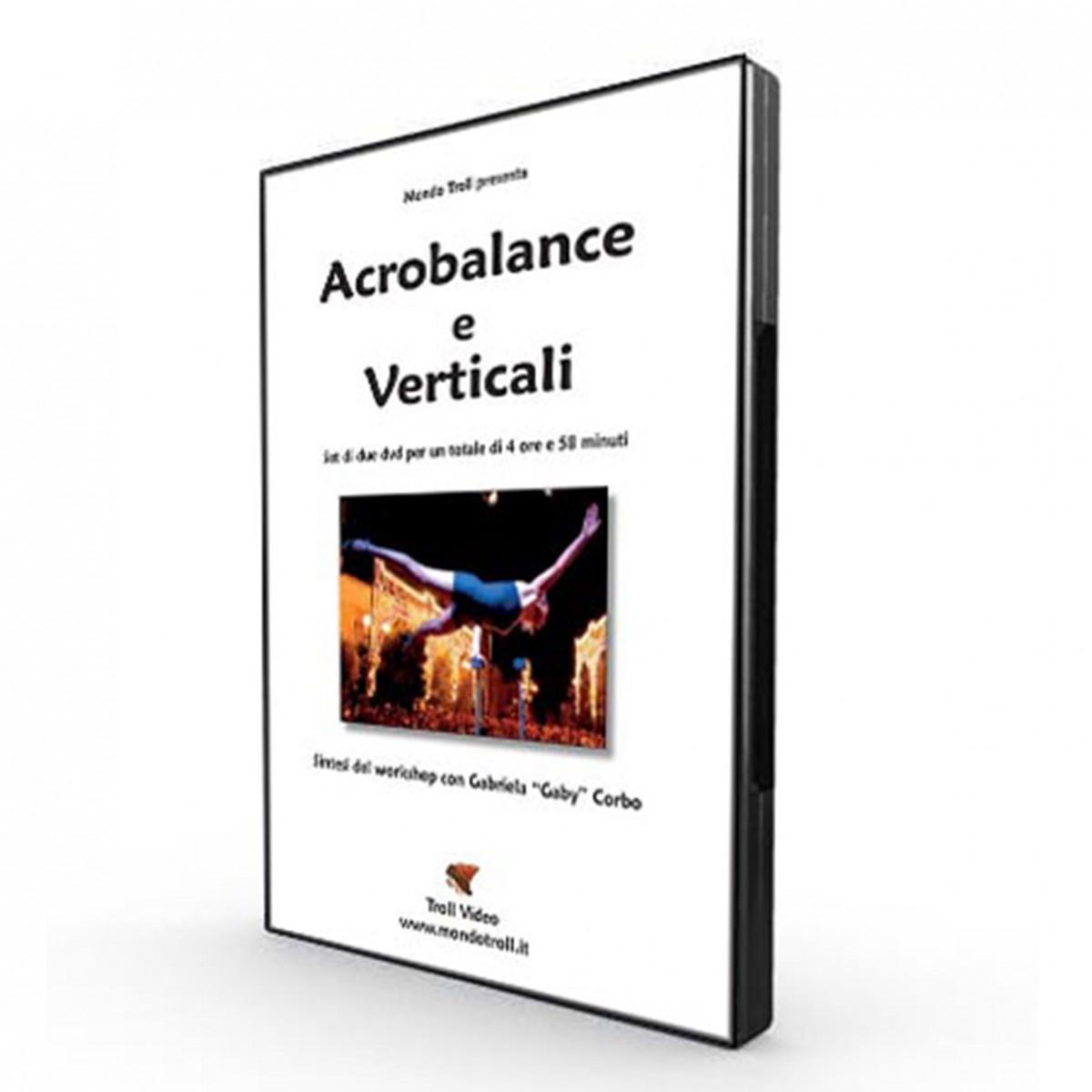 DVD Acrobalance e Verticali