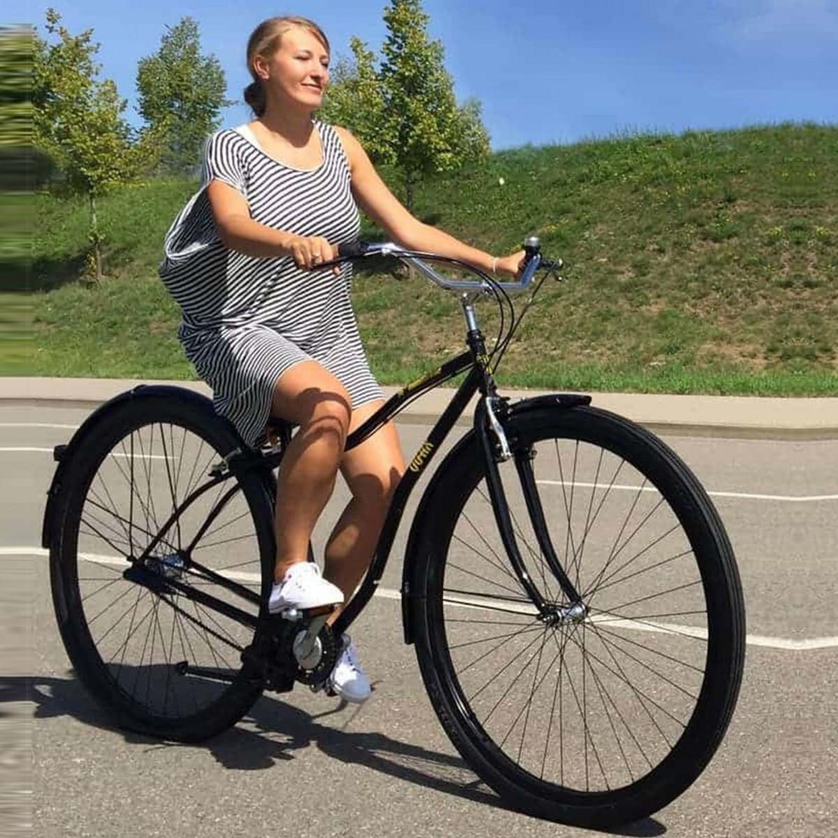 Monster bike - bici gigante