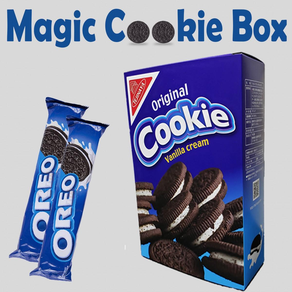 Magic Cookie Box di Tejinaya Magi