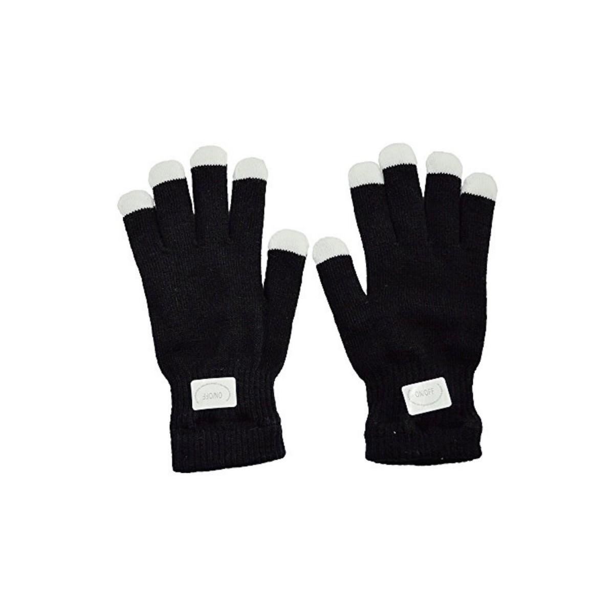 Coppia di guanti luminosi
