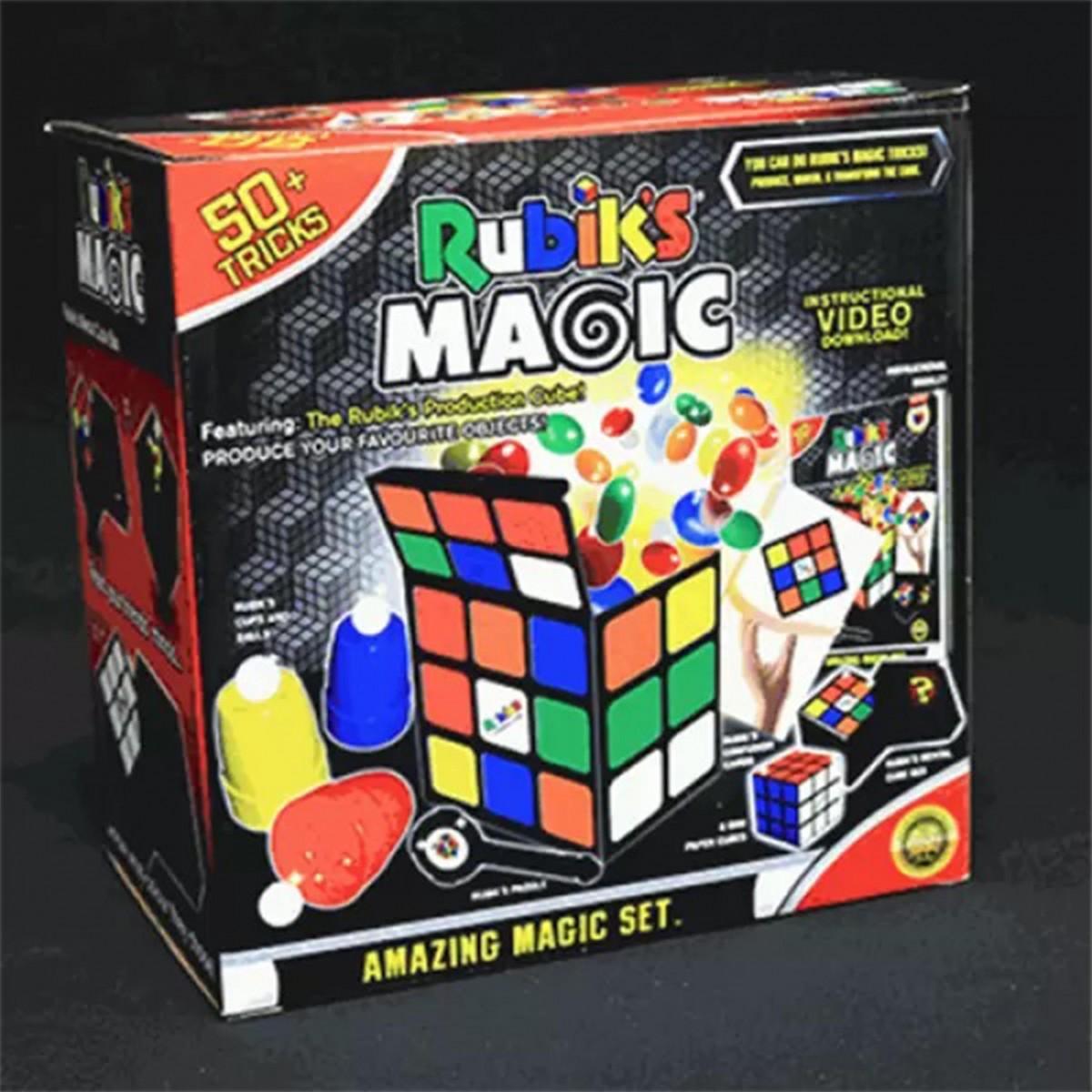 Rubik's Cube amazing magic set - 50 giochi