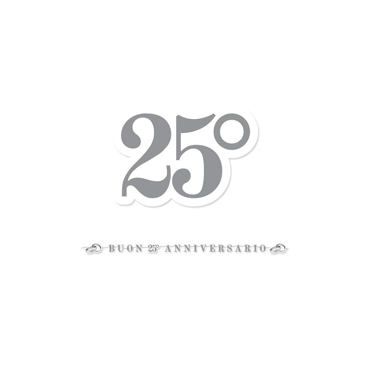 Maxi Festone 25° anniversario 6mt.