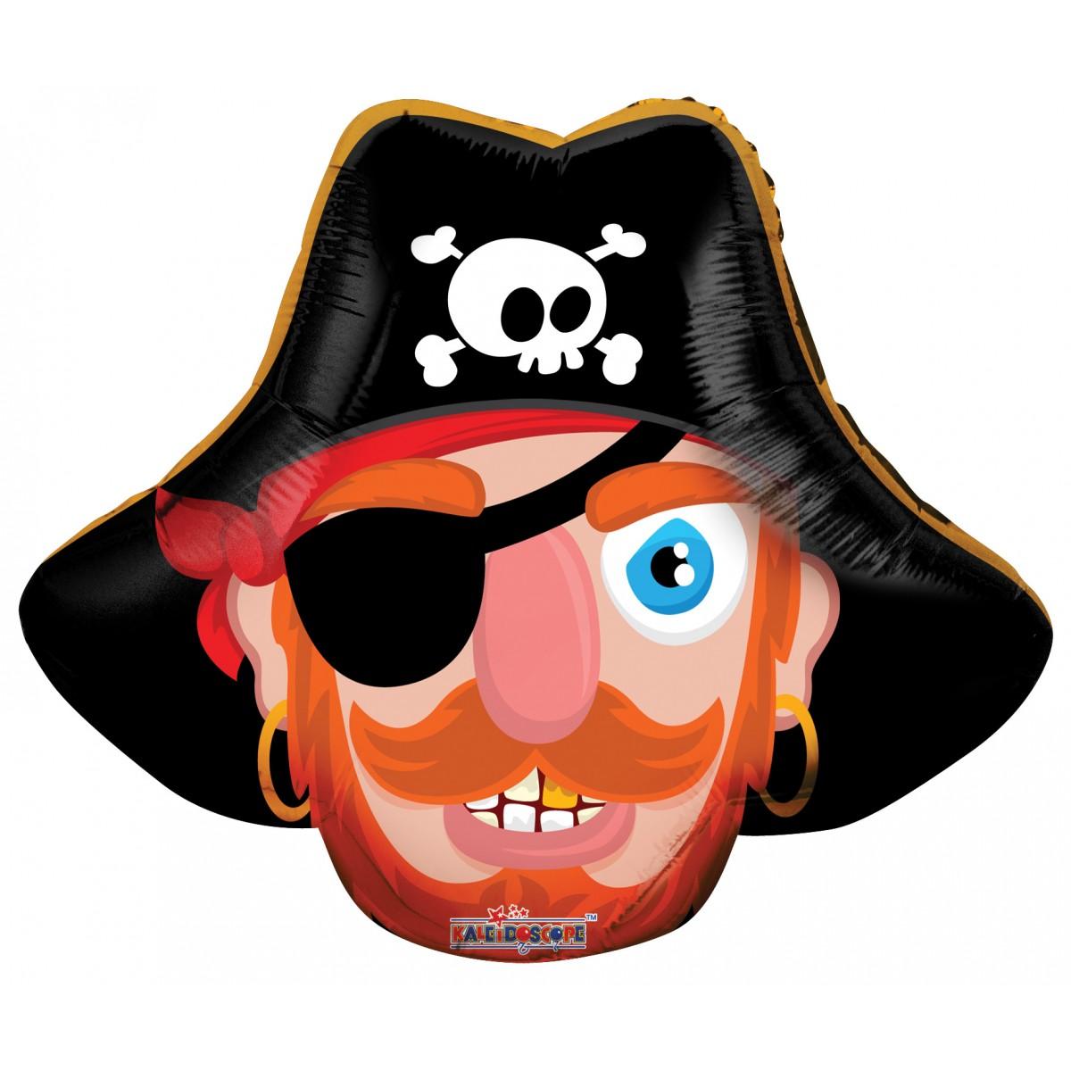 "Minishape 14""/35cm Pirate party"