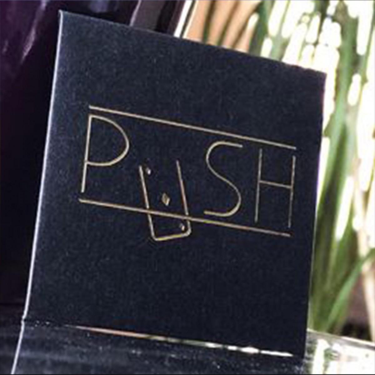 Push by Sultan Orazaly - Blu