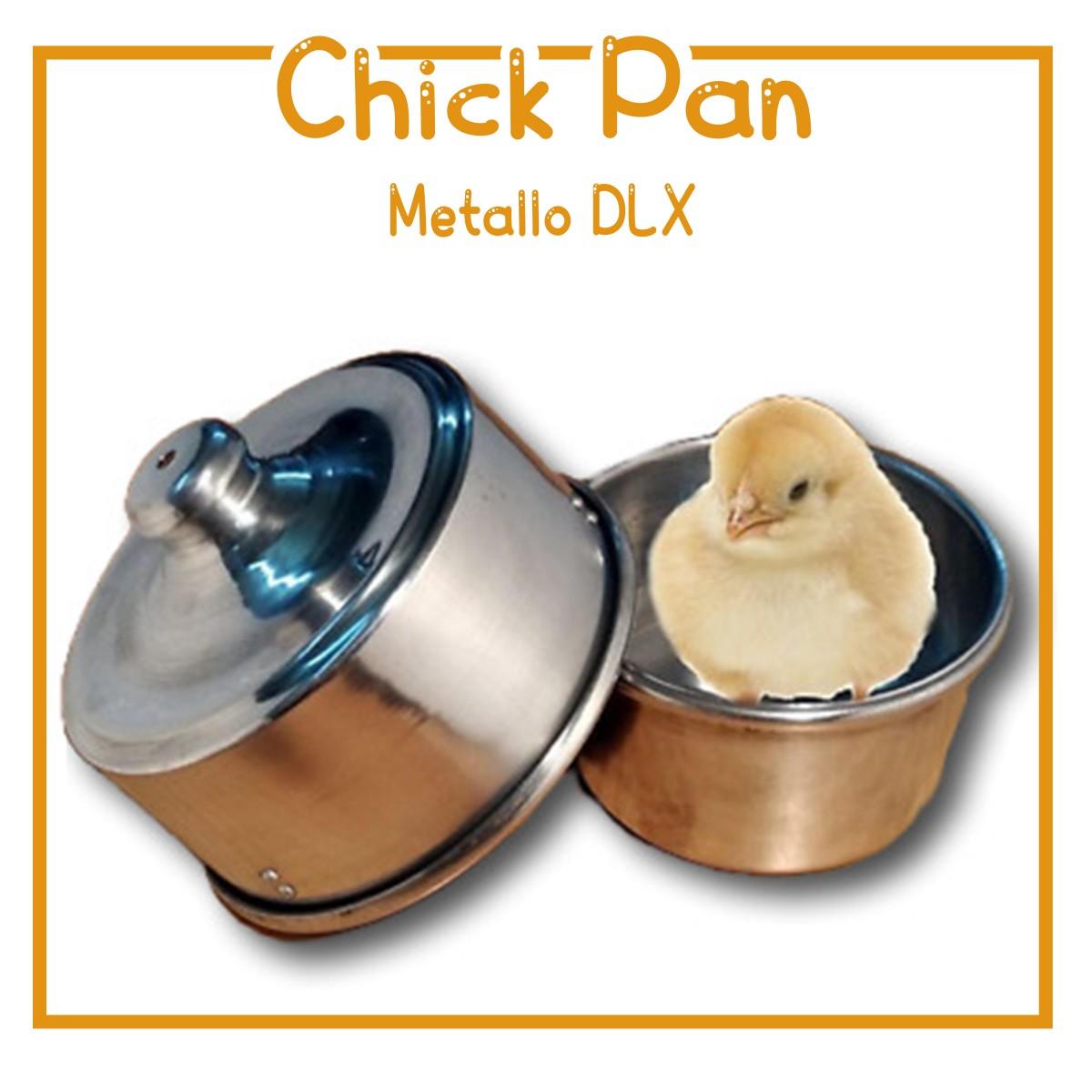 Chick pan  - candy pan metallo dlx