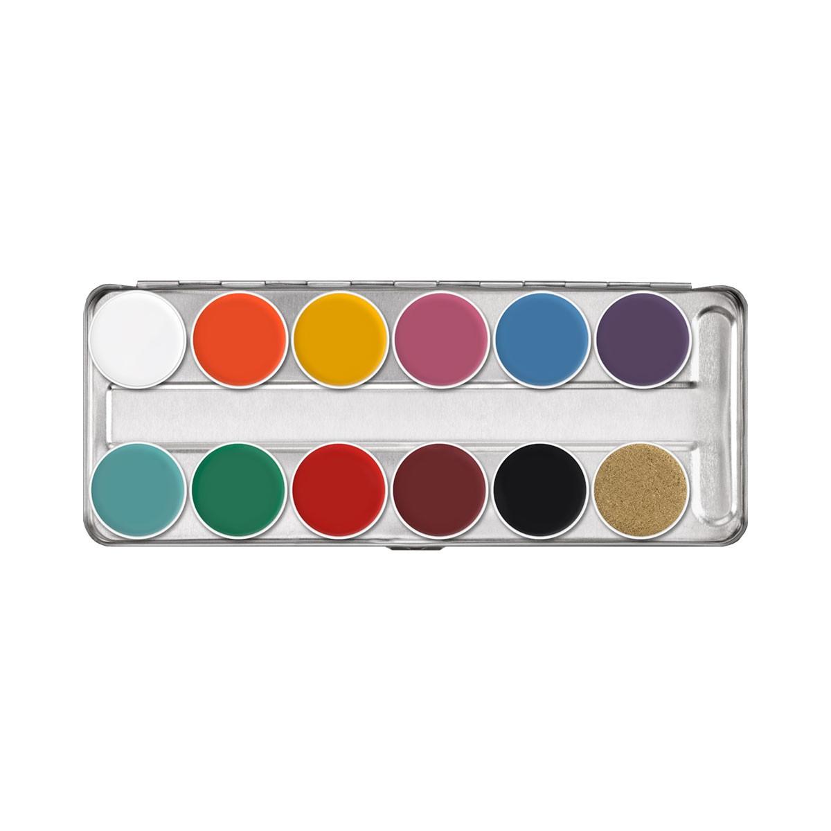 Supracolor tavolozza Metallo 12 colori