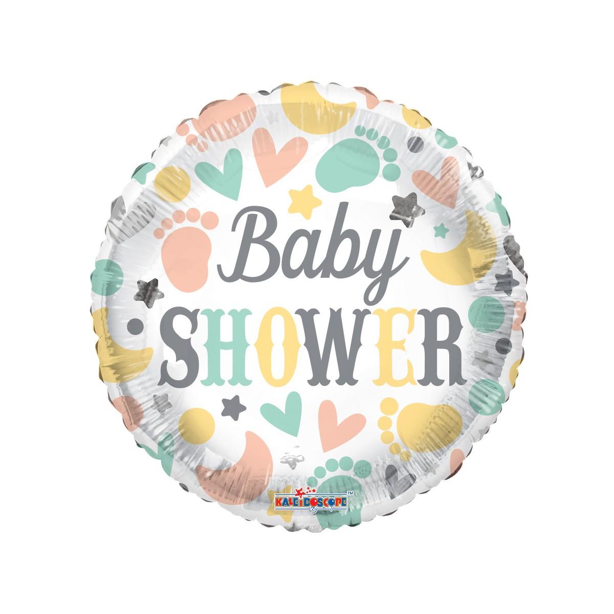 Shape 18/46cm Baby Shower Elements