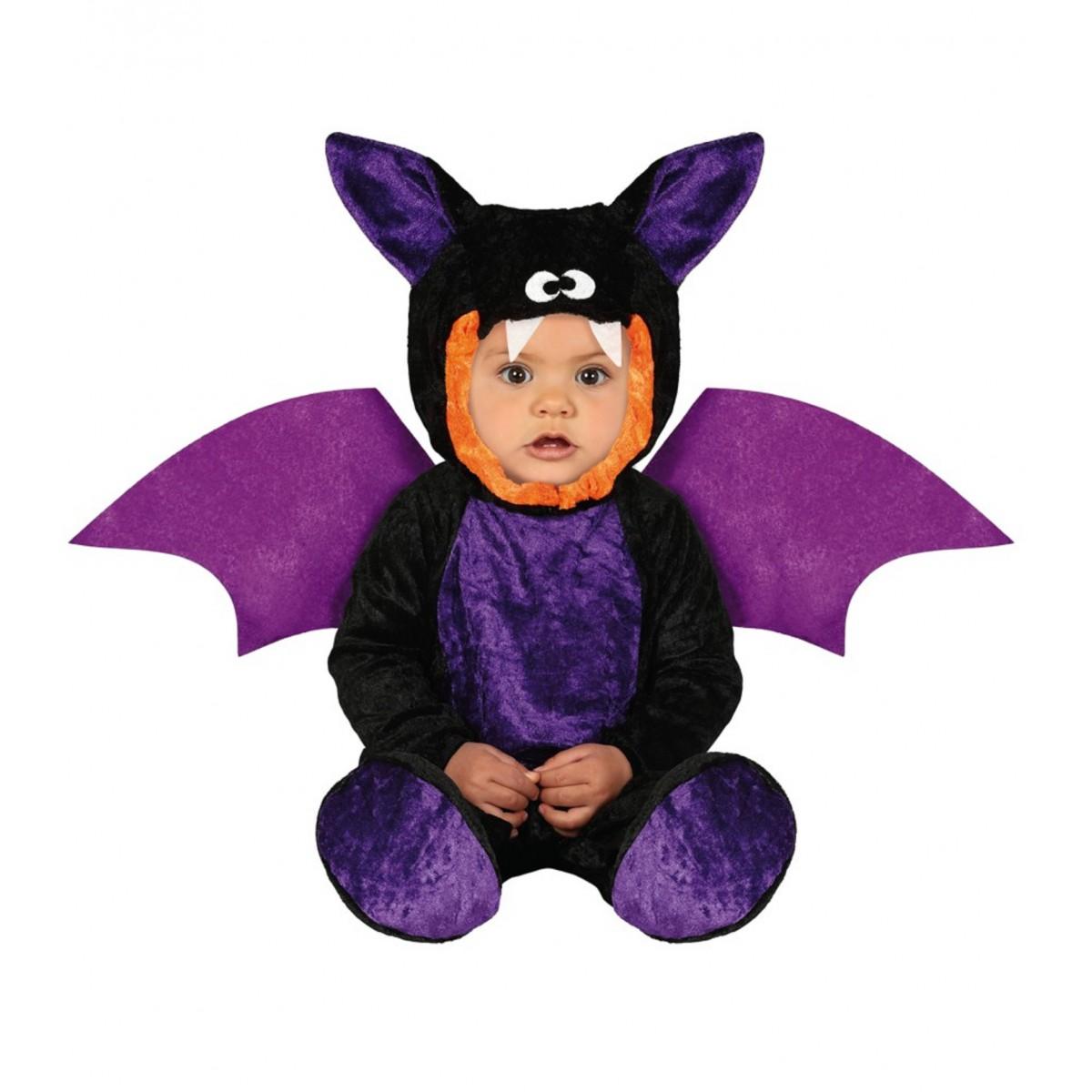 Costume neonato baby pipistrello 12/18 mesi