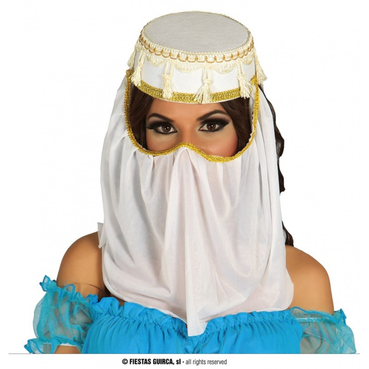 Copricapo principessa araba